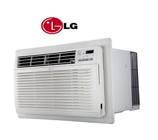 LG LT1016CER 9,800 BTU Through-The-Wall Air Conditioner