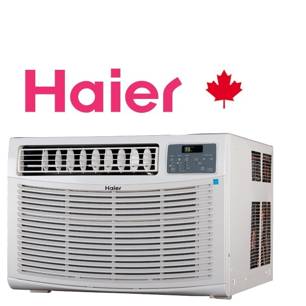 Haier esa418m window air conditioner 18 000 btu for 18000 btu ac heater window unit