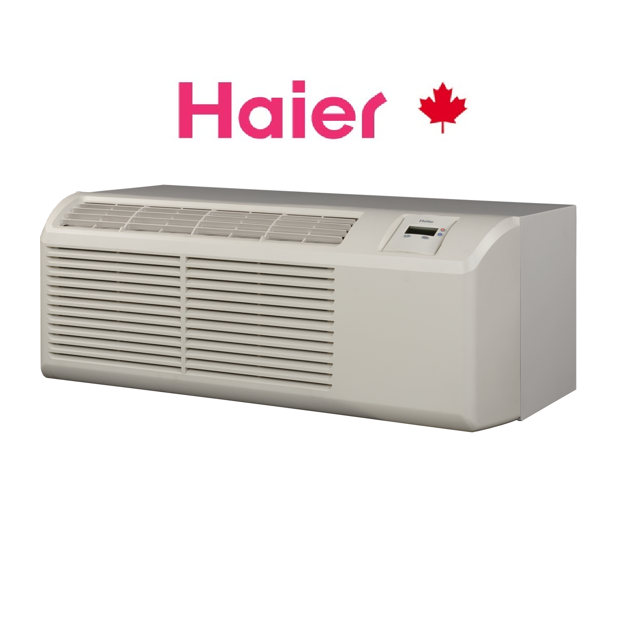 HAIER PTAC UNITS PTHH151UAC HEAT PUMP COOLING AND HEATING