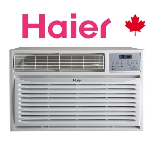 Haier HTWR10VCK Wall Air Conditioner 10,000 btu