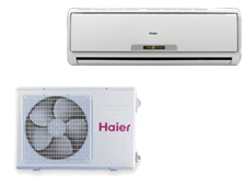 Haier Split Heat Pump Air Conditioner 9,000 BTU