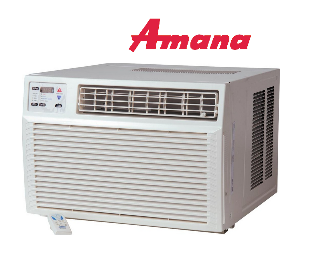 Amana AH123G35AX Window Room Air Conditioner 12,000btu
