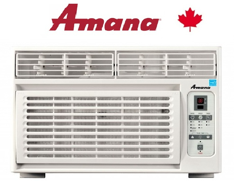 Amana Energy Star ACE15KE 15,000 btu Window Air Conditioner