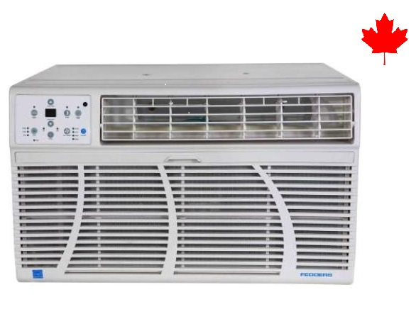 Fedders AZ7T12W2B Wall Air Conditioner 12,000 btu