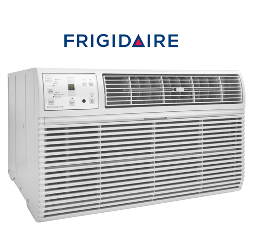 Frigidaire FRA10EHT2 Through-the-Wall Air Conditioner with 3,450 Watt Electric heat 10,000 BTU