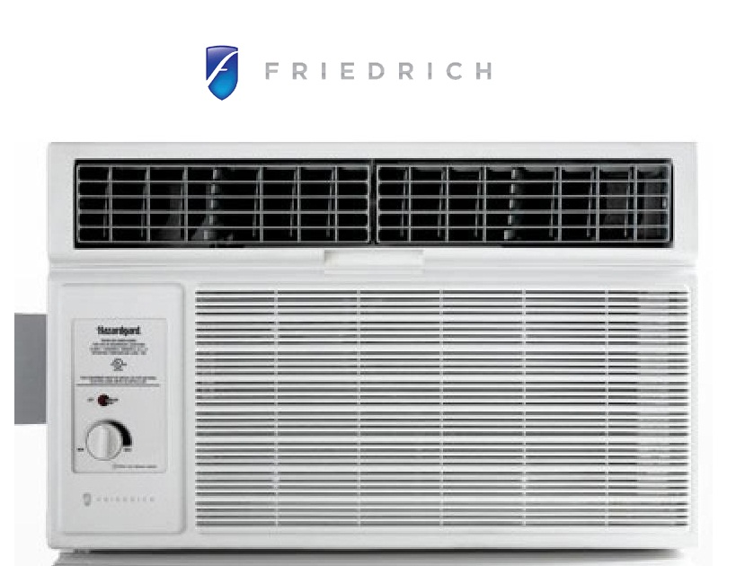 Friedrich  KS12L10 QuietMaster 11,600 BTU Room Air Conditioner