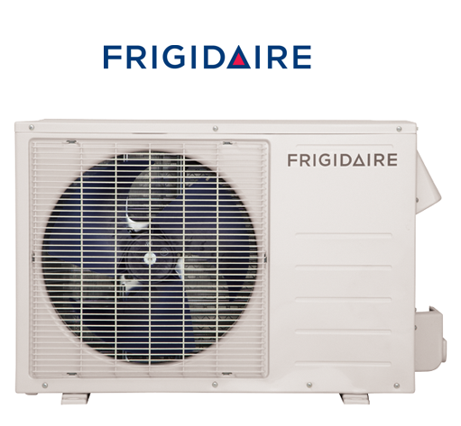 Frigidaire FFHP122WQ2/FFHP122CQ2 12000/13000 BTU Mini-Split Cooling and Heating