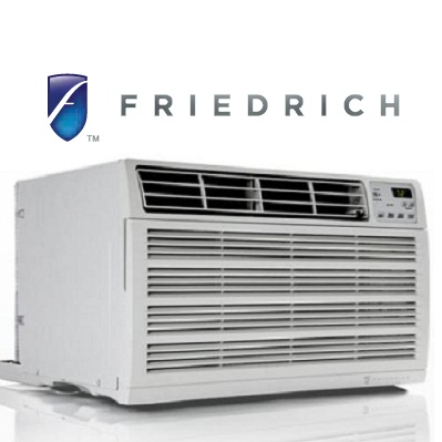 Friedrich Uni-Fit US08D10 Through-the-Wall Air Conditioner 8000BTU