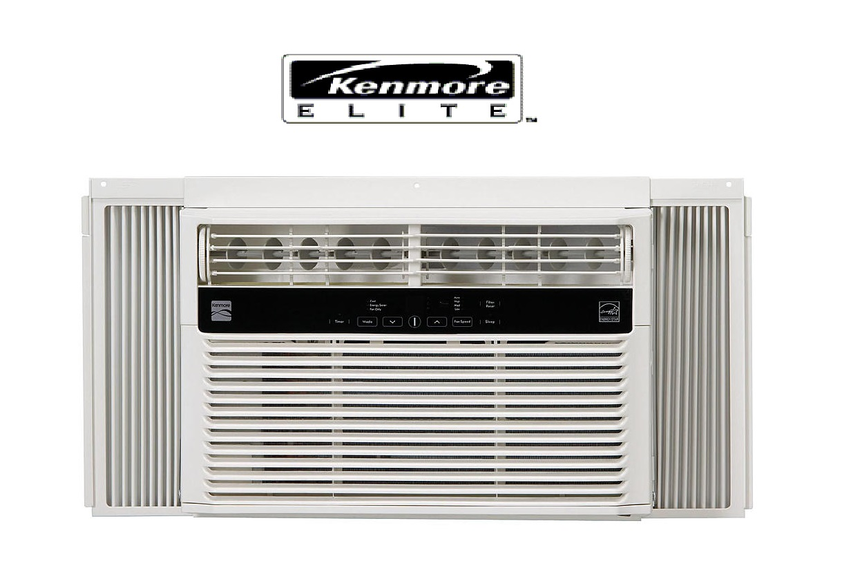 Kenmore 253-35005 5,000 BTU Through the wall air conditioner