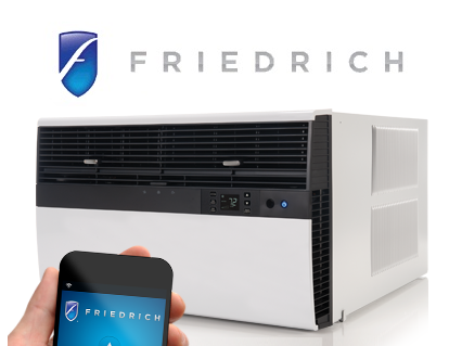 Friedrich SS12N10 12000btu Kuhl Series air conditioner