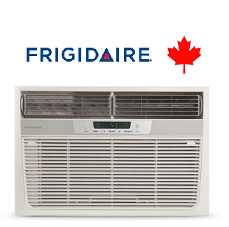 Frigidaire FFRH2522Q2 Window Air Conditioner with Heat 25,000 btu