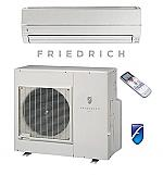 Friedrich M09YH 8,500 BTU Single Zone Wall-Mount Ductless Split System with 10,000 btu haeting