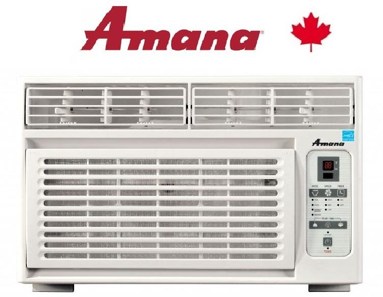 Amana Energy Star Ace15ke 15000 Btu Window Air Conditioner